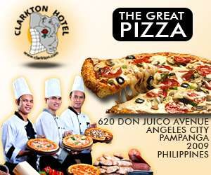 Clarkton Pizza Angeles City Restaurant Ads 1