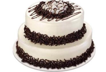 Double Deck Cake
