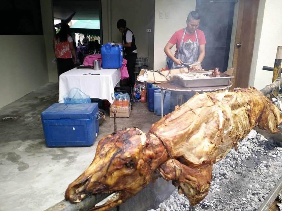 Large Lechon Baka Whole