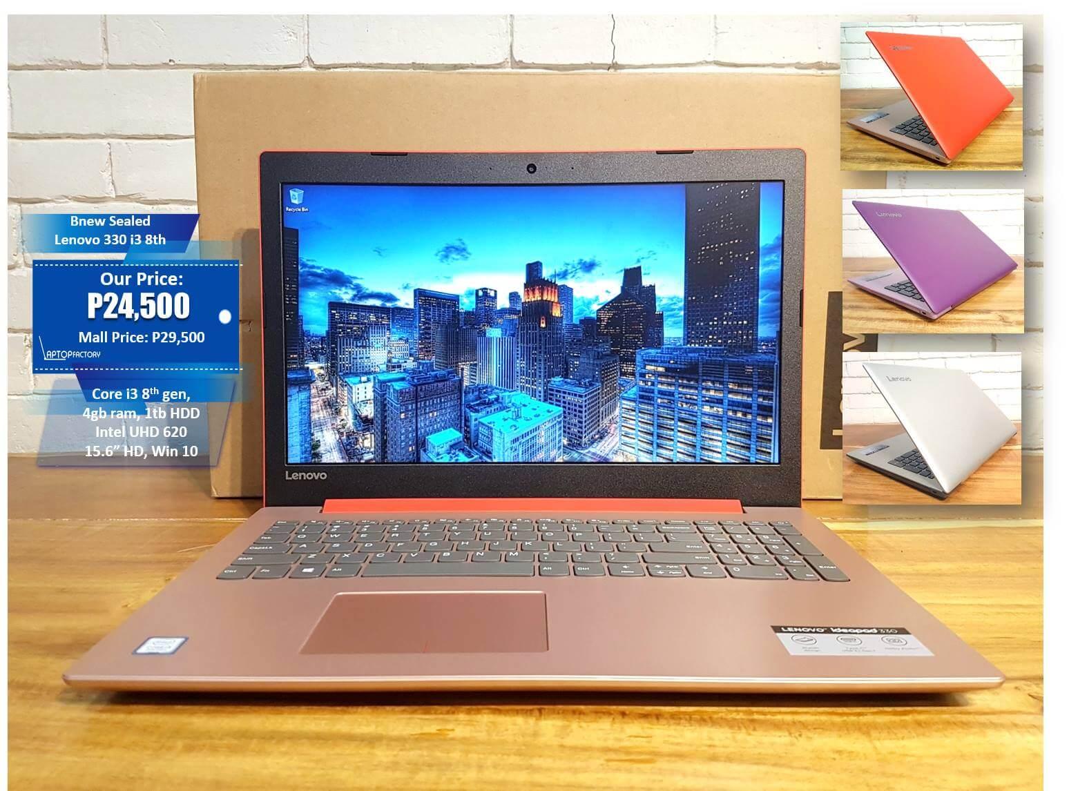 Brandnew Lenovo Laptop