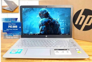HP 15 Gaming Laptop