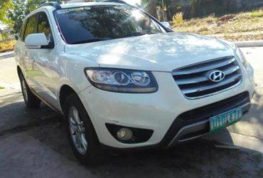 2012 Hyundai Santafe