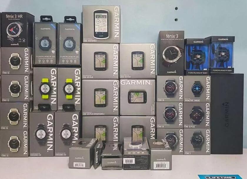 Garmin Multisports Watches