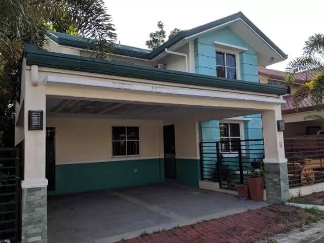 Fully Furnished House and Lot