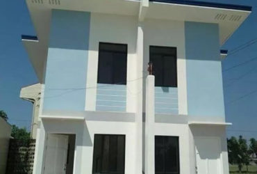 Duplex House and Lot