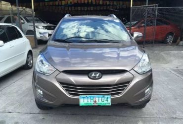 Hyundai Tucson Theta ll AT