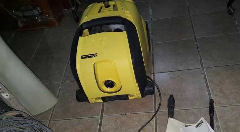 Pressure Washer Karcher Brand T100