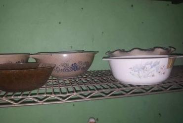 Pyrex Bakeware Corning
