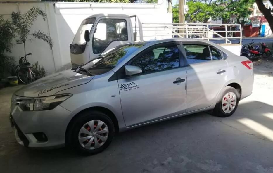 Toyota vios 1.3 J