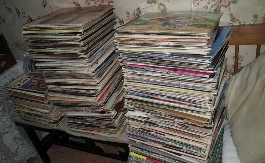 Vinyl or Long Playing