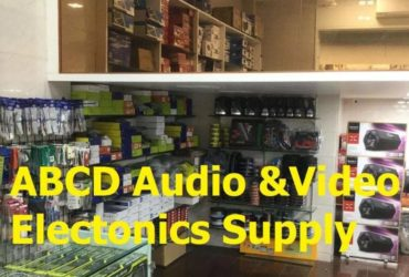 Audio and Video Electronics