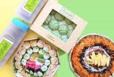 Chapchae Sushi Combo Promo