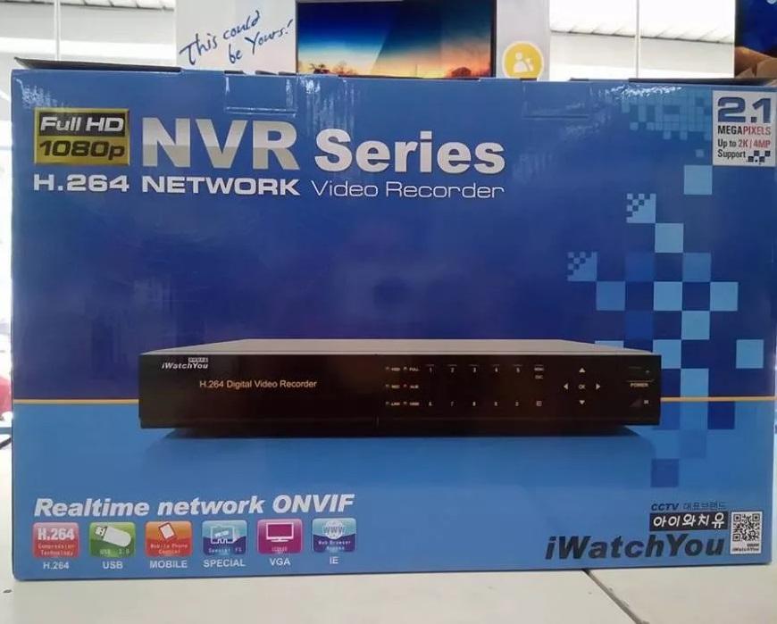 Full HD Network Video