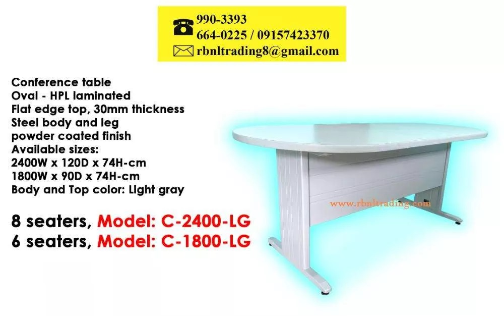 Laminated Table Steel