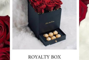 Royalty Box