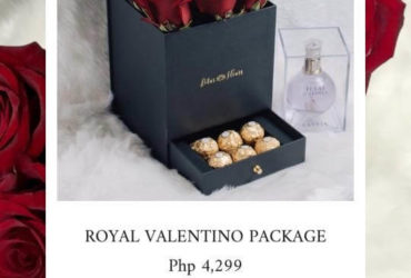 Royal Valentino Package