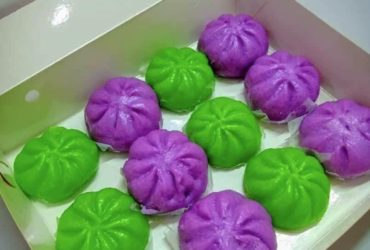 Ube or Matcha Pao