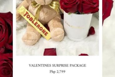 Valentines Surprise Package