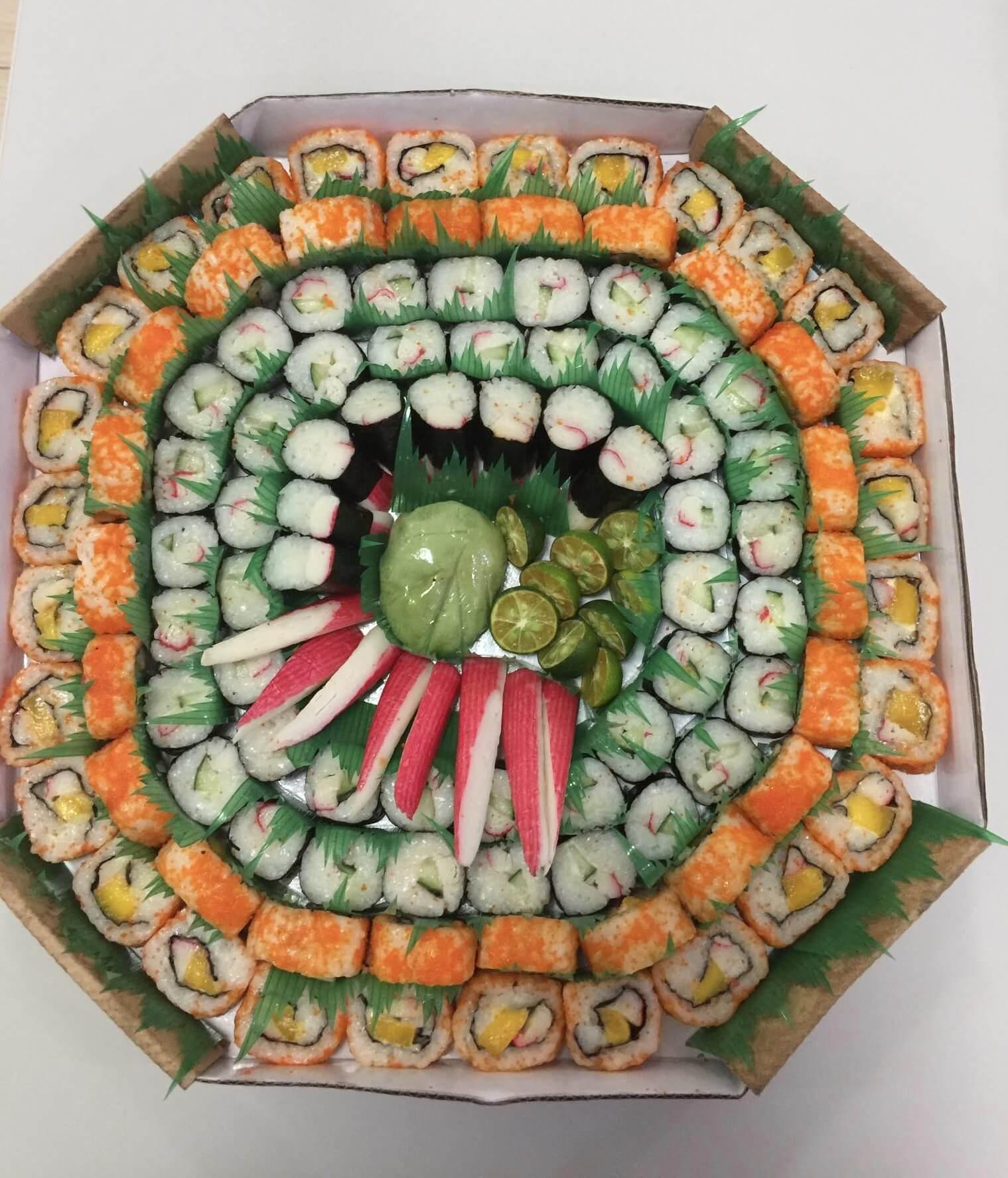 Mix Sushi Large