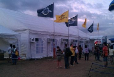 Fully Airconditioned VIP Tent