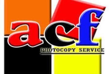 ACF Photocopy Service