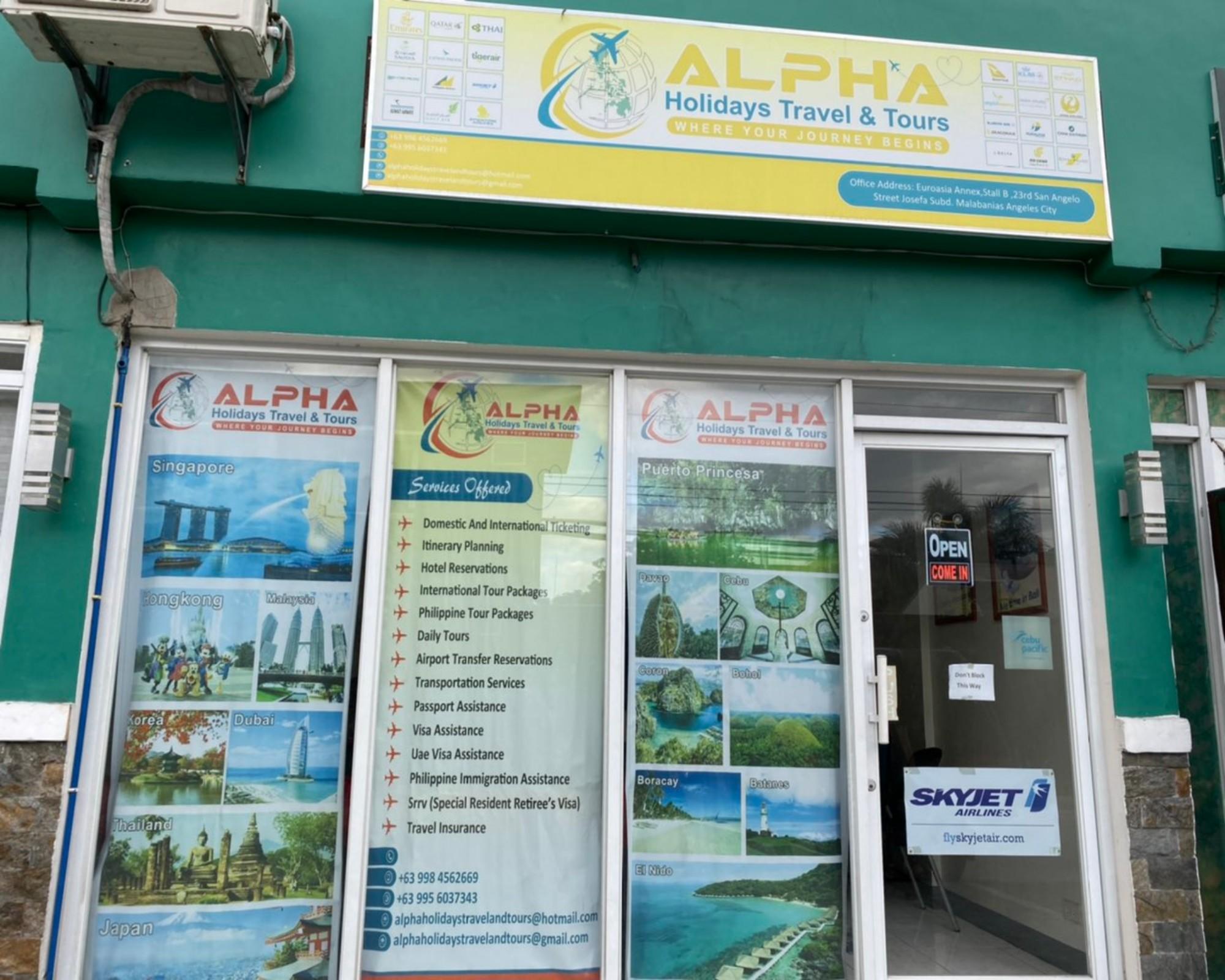 Alpha Holidays Travel