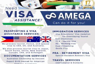 Amega Travel