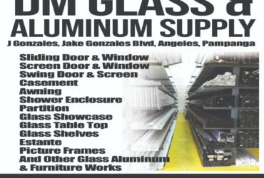 DM Glass & Aluminum Supply
