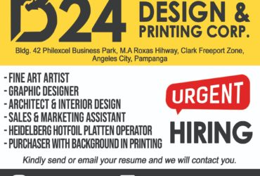 D24 Design & Printing Corp.