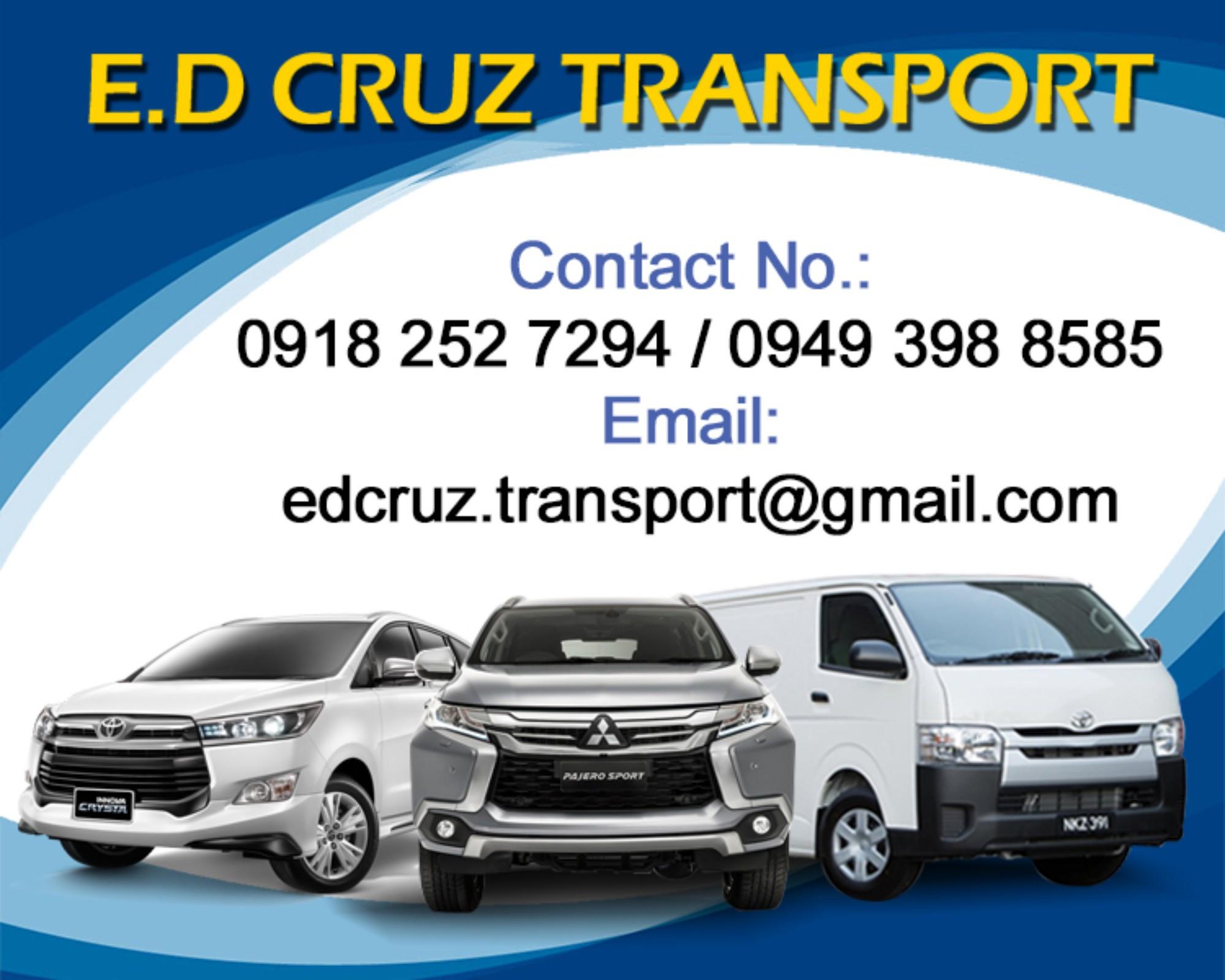 ED Cruz Transport