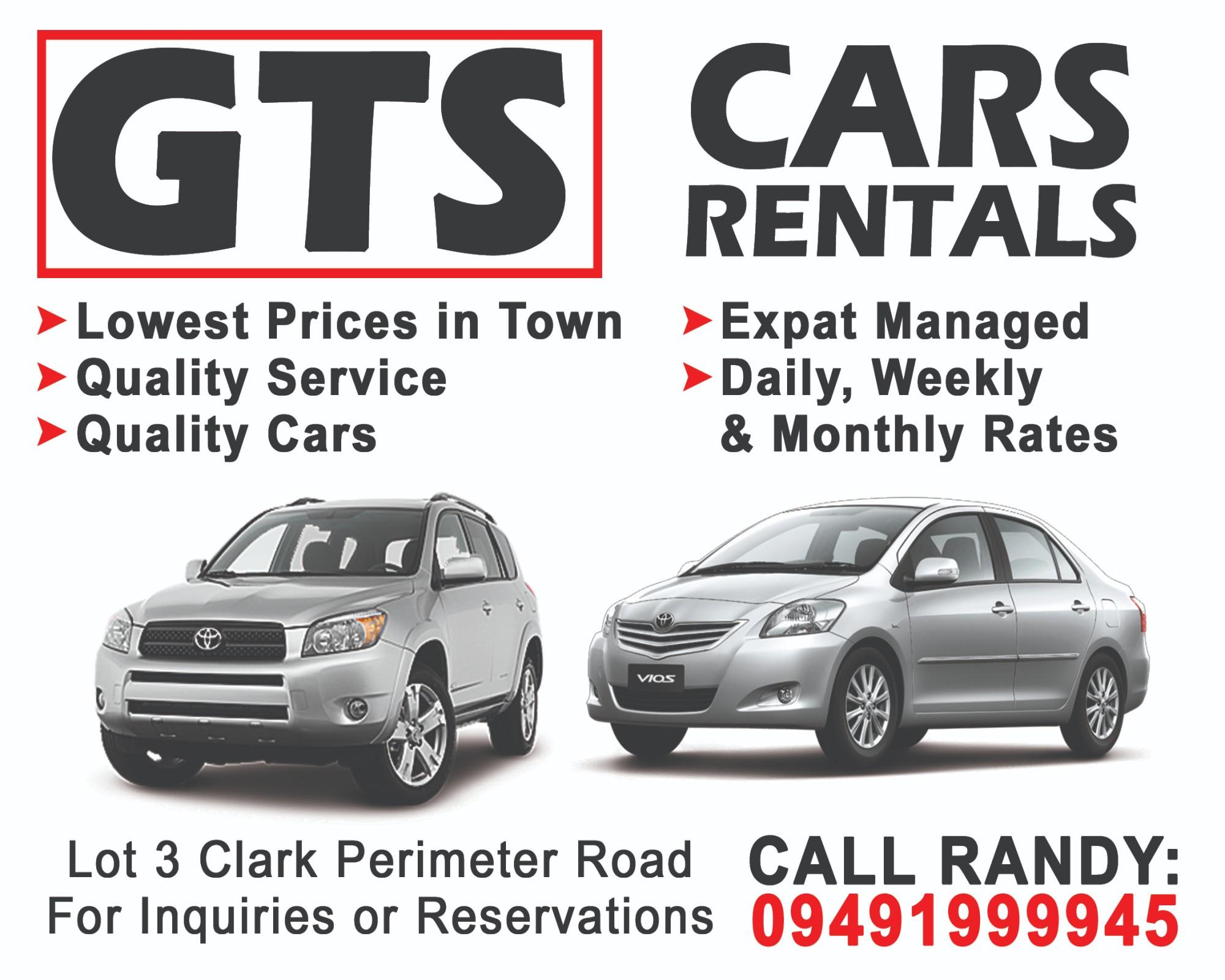 GTS Cars Rentals