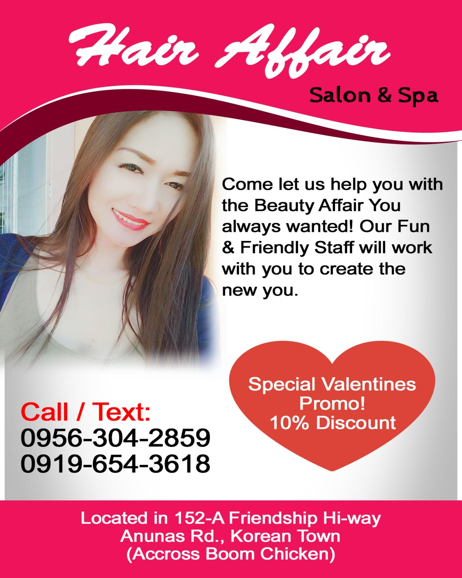 Hair Salon & Spa