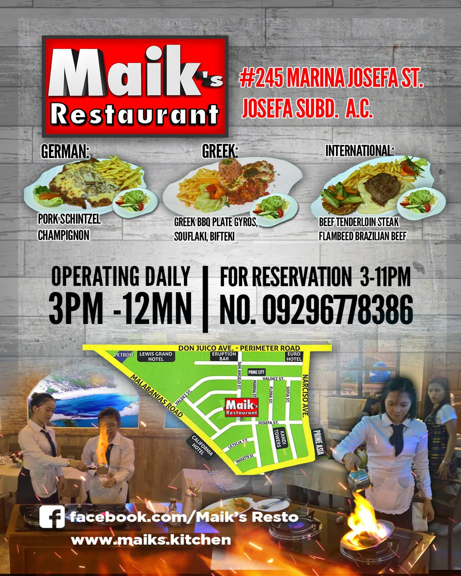 Maik's Restaurant