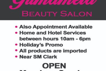 Pink Gumamela Beauty Salon