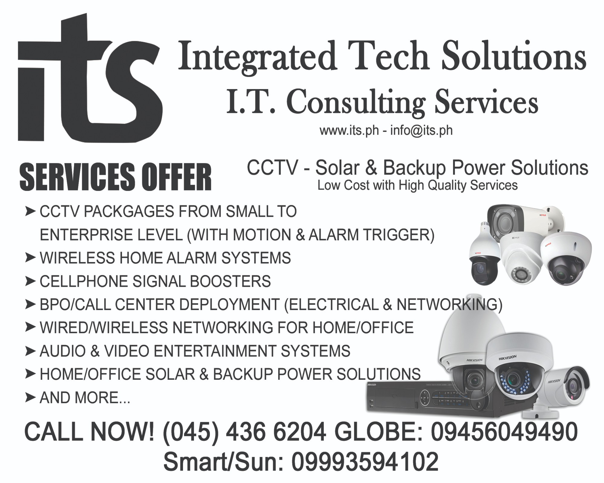 Intergrated Tech Solutions