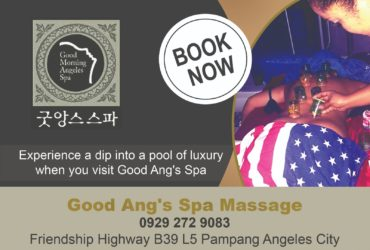 Good Ang's Spa Massage