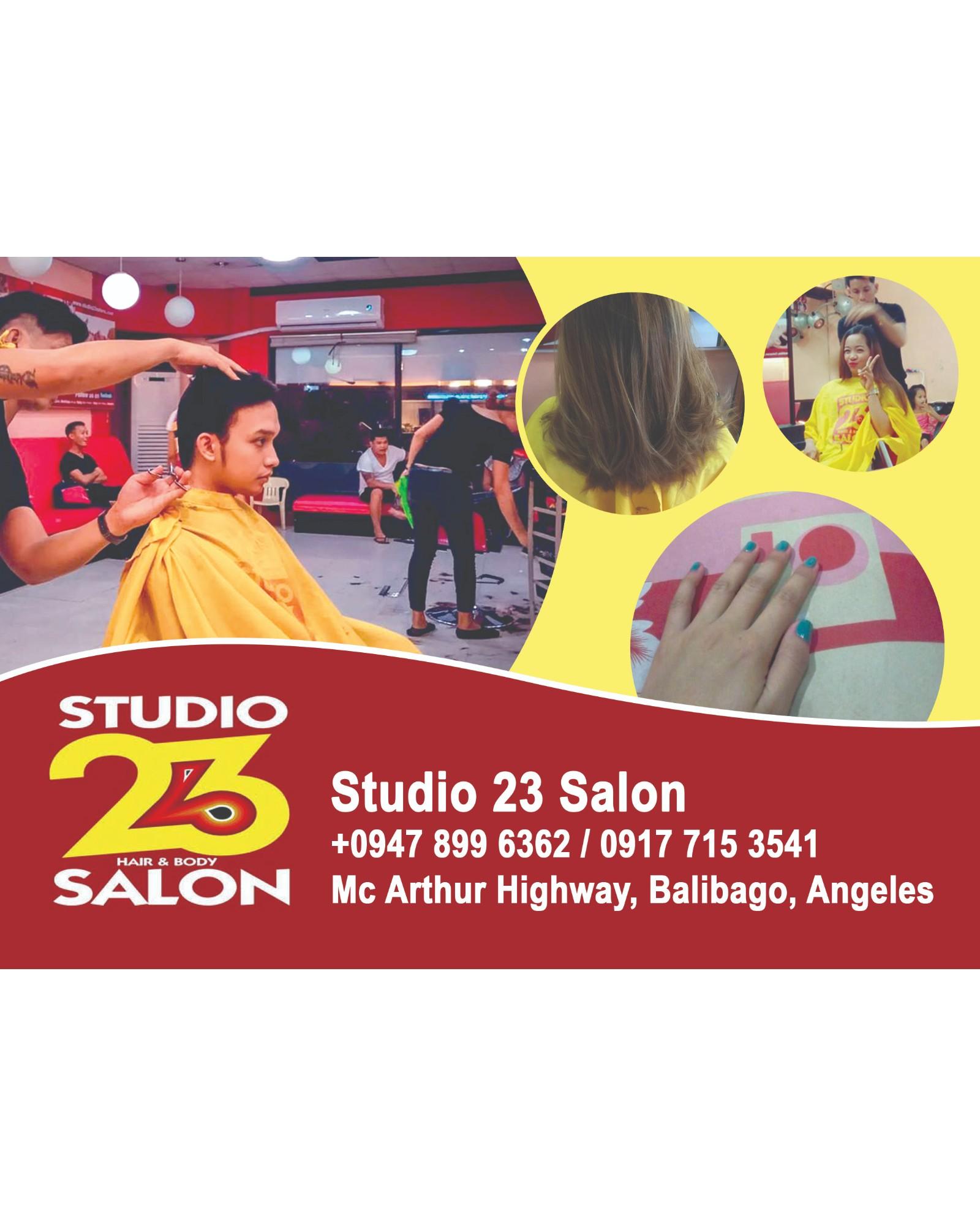 Studio 23 Salon