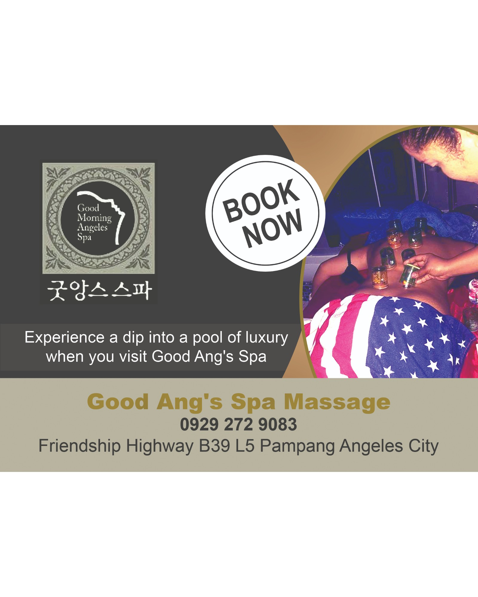 Good Ang's Spa